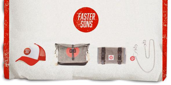 Kit accessoires Faster Sons offert pour l